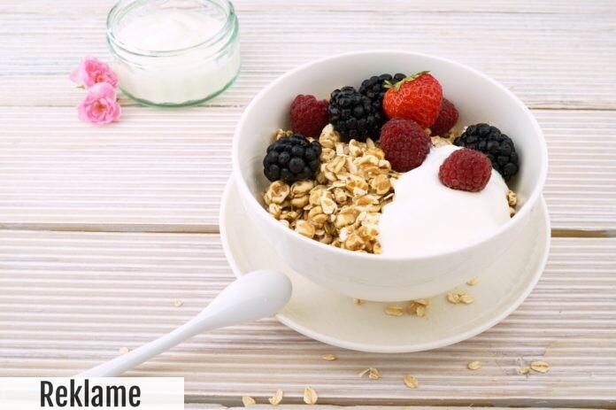 Morgenmad i skål